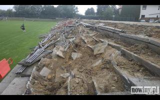 Jastrzębie Zdrój: Remont dawnego stadionu GKS-u Jastrzębie