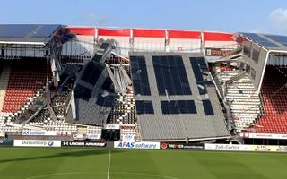 Holandia: Wstępne informacje na temat katastrofy AFAS Stadionu