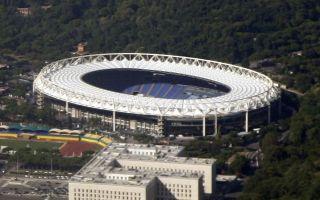 Rzym: Stadio Olimpico przygotowuje się do Euro 2020