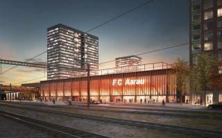 Szwajcaria: Niepewny los stadionu w Aarau