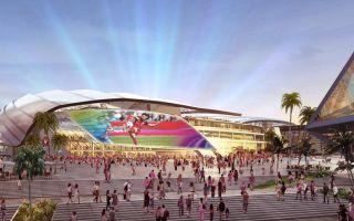 Miami: Budowa stadionu Beckhama pod znakiem zapytania przez zanieczyszczenie gruntu