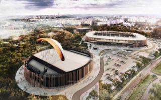 Sosnowiec: Budowę stadionu powstrzymują ptaki