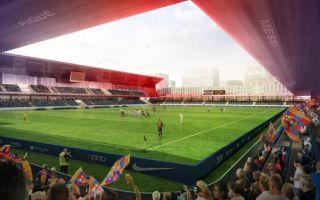 "Barcelona: Nowy stadion ""Blaugrany"" otwarty"