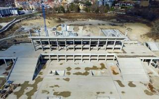 Bułgaria: 11 lat budowy i jedna trybuna