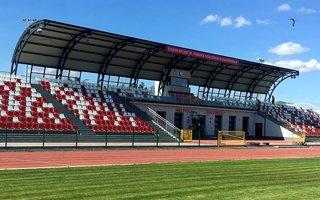 Mazowieckie: Stadion w Białobrzegach gotowy na otwarcie