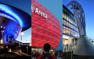 UEFA: Petersburg, Monachium i Londyn biorą finały LM