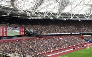 Londyn: West Ham wyprostuje trybuny w ciągu roku?
