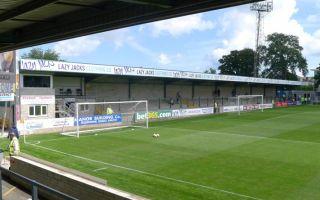 Anglia: Torquay United pozostanie na Plainmoor