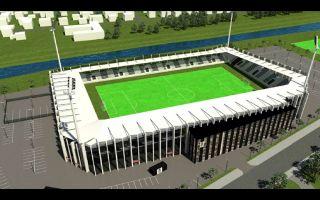 Nowy Sącz: Stadion Sandecji jeszcze później