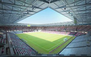 Fryburg: Mecze na nowym stadionie do godziny dwudziestej