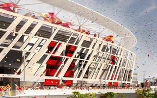 Rzym: Stadion Romy ciut droższy, ale nie jest źle