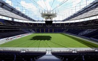 Frankfurt: Rozbudowa, Eintracht operatorem