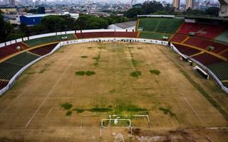 Sao Paulo: Wymuszona agonia Canindé