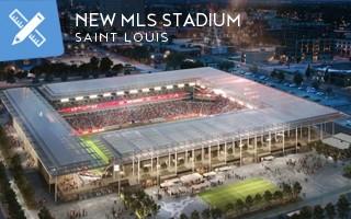 Nowy projekt: Trzecia wizja dla Saint Louis