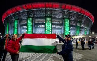 Budapeszt: Było święto, wygranej nie