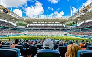 Miami: Hard Rock Stadium pozbywa się plastiku w rok