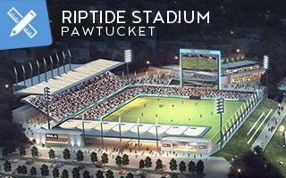 Nowy projekt: Zawodowa piłka w Rhode Island
