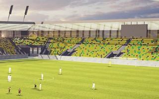 Katowice: Potężny kredyt na budowę stadionu