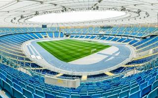 Reprezentacja: Cztery mecze, cztery stadiony