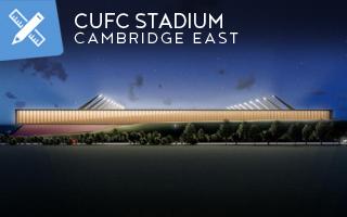 Nowy projekt: Trzecie, ambitne podejście Cambridge United