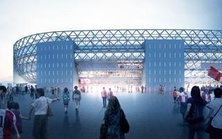 Rotterdam: Otwarcie stadionu Feyenoordu najwcześniej w 2025