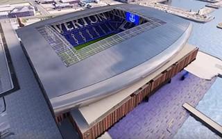 Liverpool: Everton za tydzień złoży wniosek o zgodę na budowę