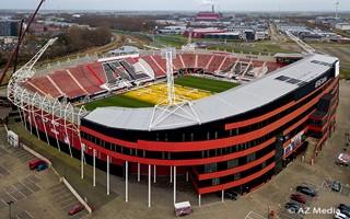 Holandia: Brak dachu nie przeszkodził AZ w udanym powrocie