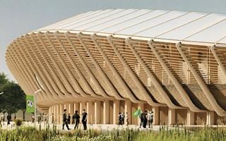 Anglia: Jest zgoda na budowę drewnianego stadionu