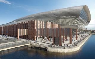 Liverpool: Everton składa papiery w sprawie stadionu