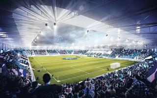 Chorzów: Budowa stadionu odłożona na lata?