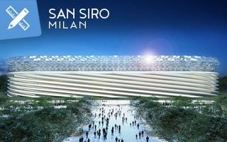 Nowe projekty: A gdyby tak nie burzyć San Siro...