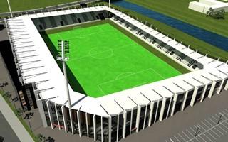 Nowy Sącz: Stadion mniejszy i jeszcze później