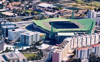 Lizbona: Zapełnią pustkę po starym stadionie Sportingu