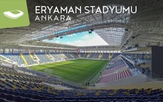 Nowy stadion: W Ankarze wszystko idzie jak po grudzie...