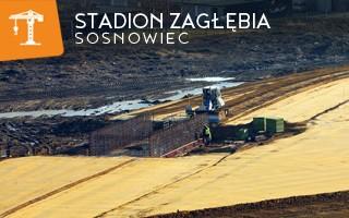 Nowa budowa: Fundamenty w Sosnowcu