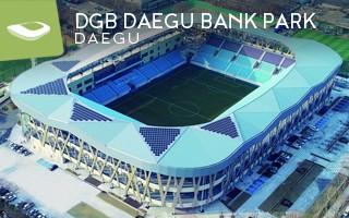 Nowy stadion: Korea Południowa bardziej piłkarska