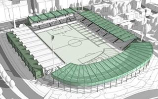 Monachium: Plany rozbudowy Grünwalder Stadionu bardziej konkretne