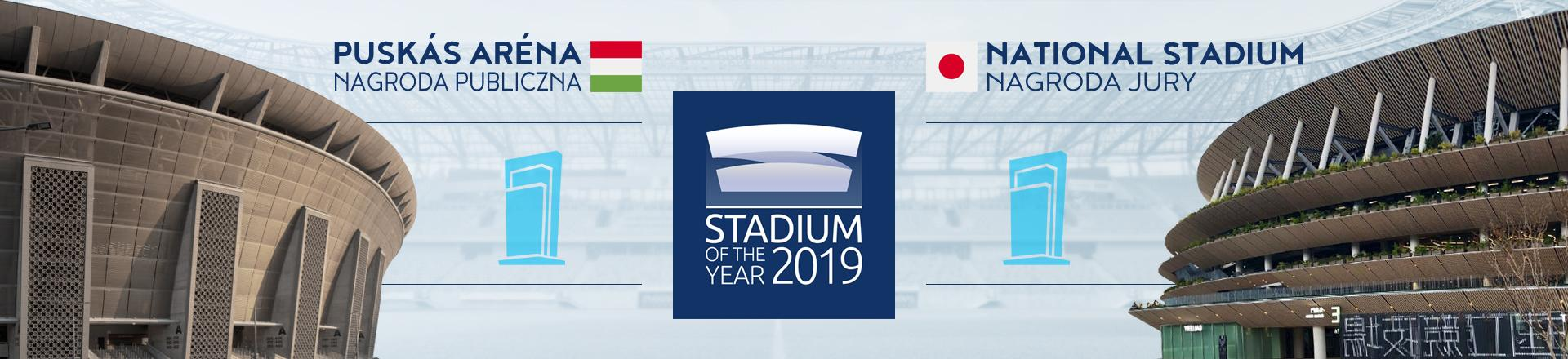 Stadium of the Year 2019 - głosuj już teraz!