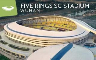 Nowy stadion: Zanim Wuhan stało się znane z chorób...