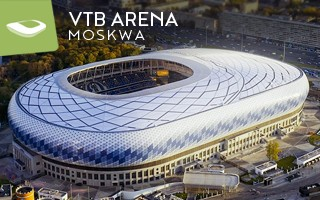 Nowy stadion: VTB Arena