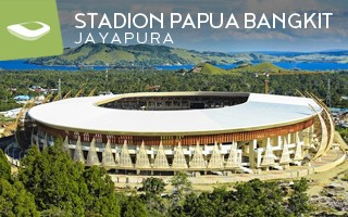 Nowy stadion: Zapraszamy na Nową Gwineę