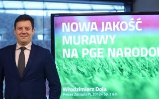 PGE Narodowy: Miała być nowa jakość, nie ma murawy wcale