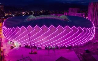 Gruzja: Iluminacja w Batumi przetestowana