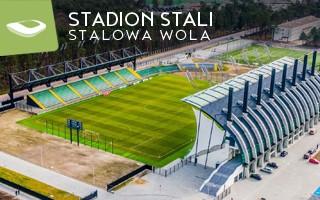 Nowy stadion: PCPN wreszcie gotowe!