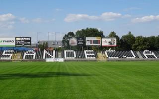 Nowy Sącz: Kolejne opóźnienia stadionu Sandecji