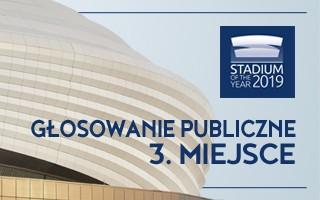 Stadium of the Year: 3. Miejsce Publiczności – Al Janoub Stadium