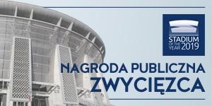 Stadium of the Year: Nagroda Publiczności – Puskás Aréna