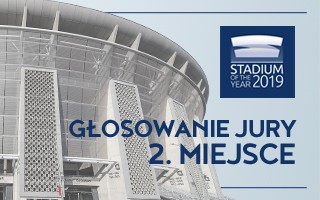 Stadium of the Year: 2. Miejsce Jury – Puskás Aréna
