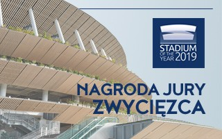 Stadium of the Year: Nagroda Jury – Japan National Stadium