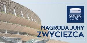 Stadium of the Year: Nagroda Jury – Japan National Stadium